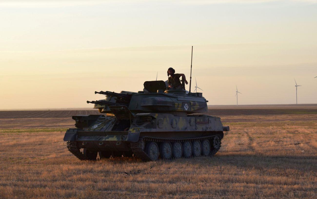 Боевики в Донбассе шесть раз открывали огонь по позициям военнослужащих, потерь нет
