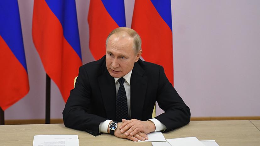 Путін обговорив ситуацію на Донбасі з Меркель