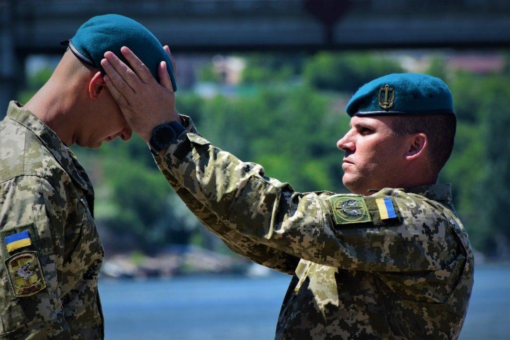 Морпіхи України відреагували на інспекцію «ДНР» позицій ВСУ