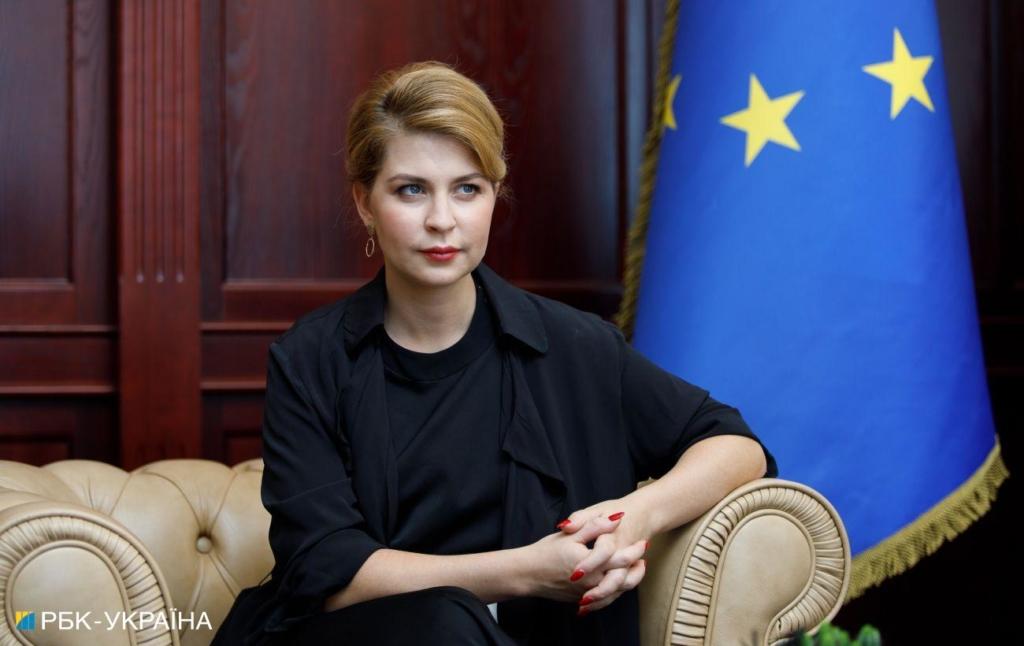 Україна очікує, що в Євросоюзі невдовзі переглянуть політику сусідства, – Стефанішина