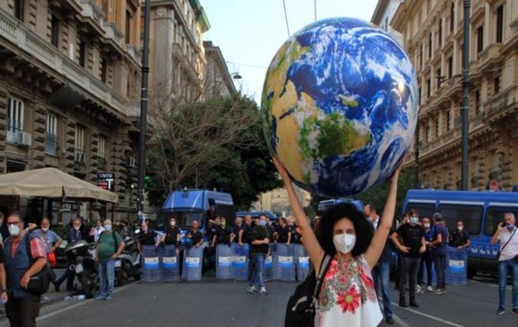 Страны G20 не договорились по сдерживанию изменения климата и декарбонизации