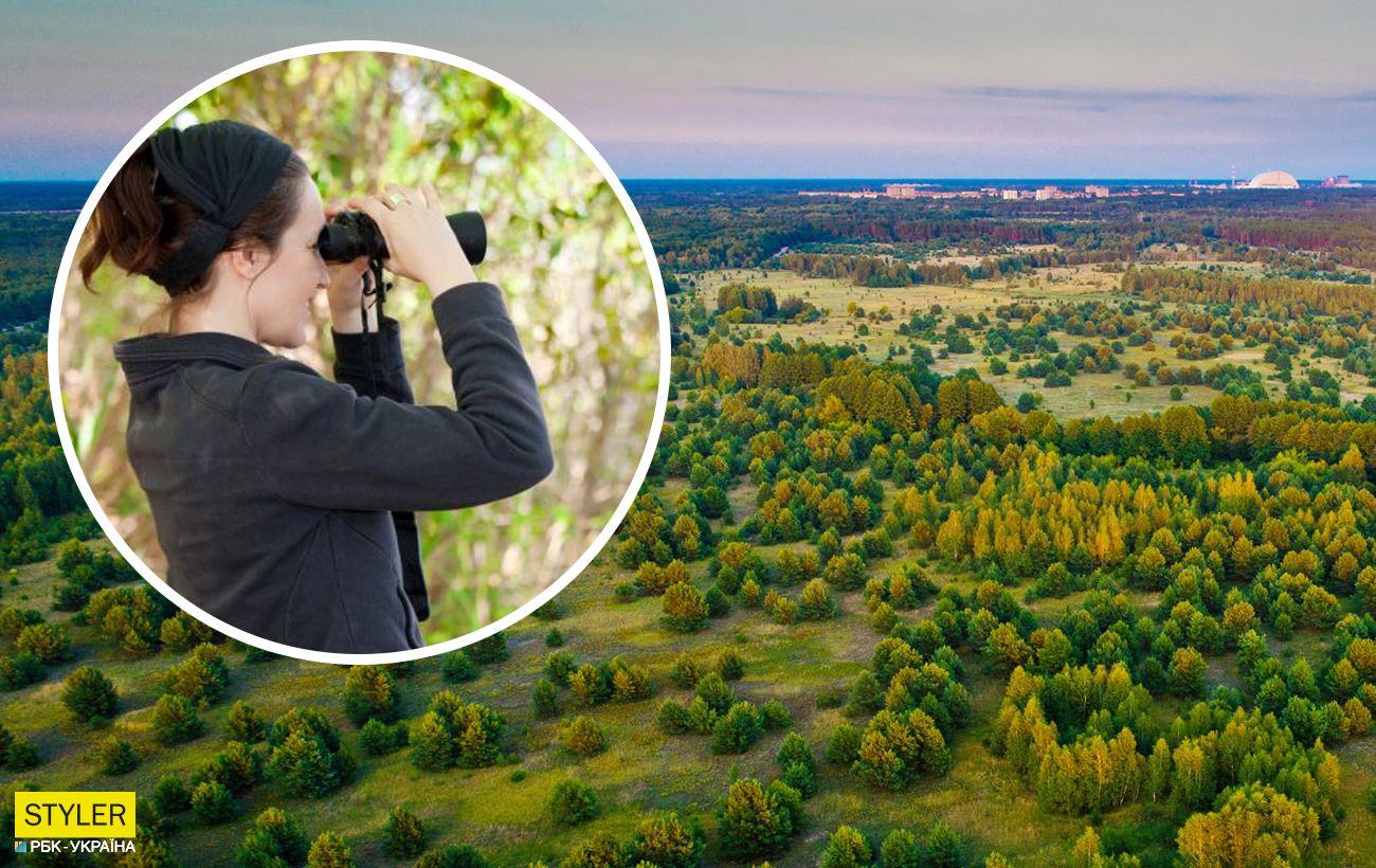 У Чорнобилі показали рідкісного птаха: даремно його називають глухим (фото)