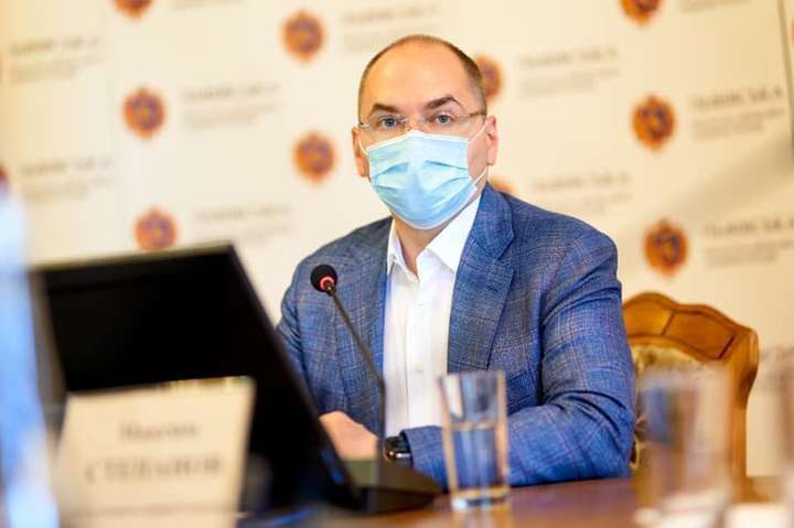 Степанов попросив Раду запровадити штрафи за відсутність масок