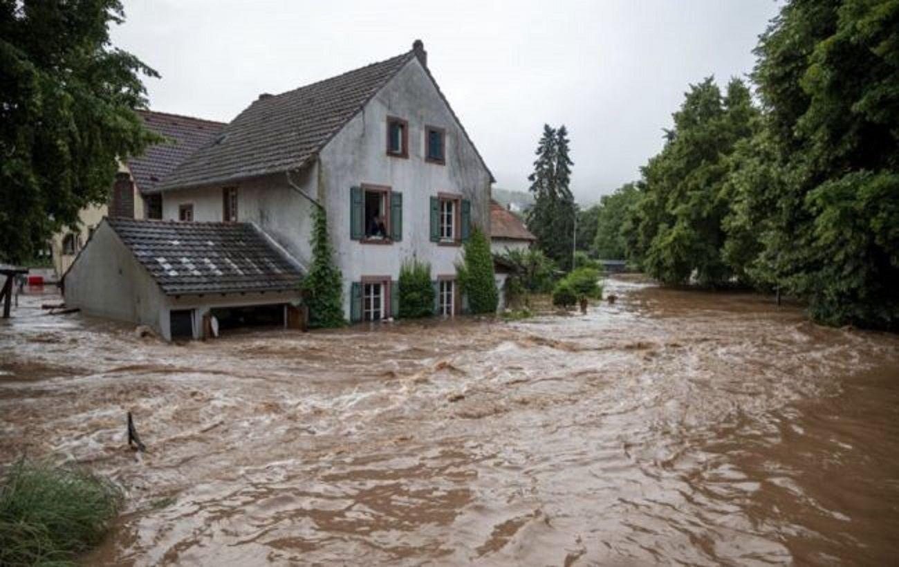 Постраждалі від повені райони Бельгії знову накрили дощі
