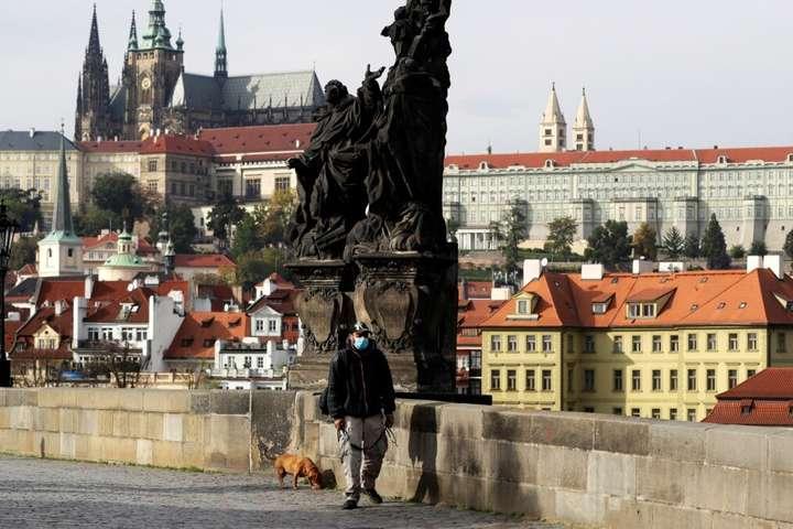 У Чехії обмежили пересування громадян через епідеміологічну ситуацію
