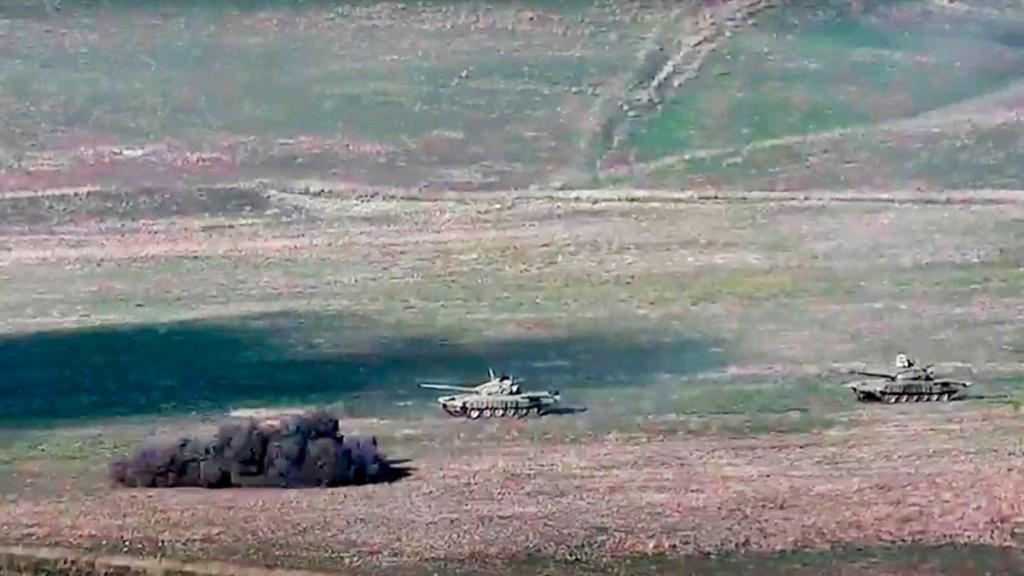 Україна підтримала Азербайджан у протистоянні за Нагірний Карабах