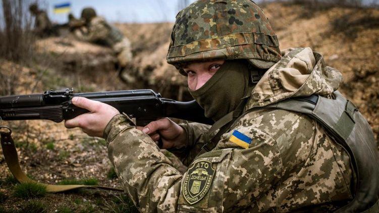 На Донбасі один раз порушений режим припинення вогню – ООС