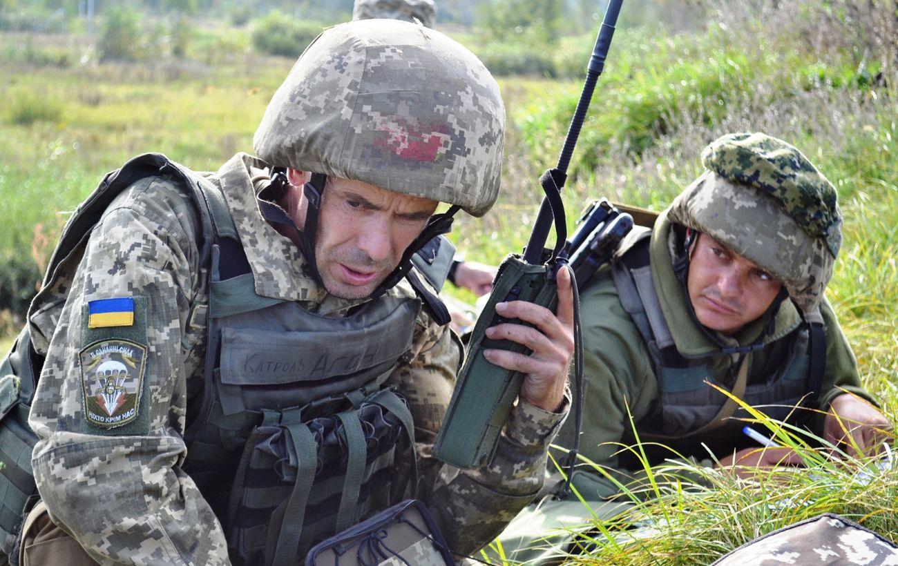 Боевики обстреливали позиции ООС с запрещенного оружия: один боец получил ранения
