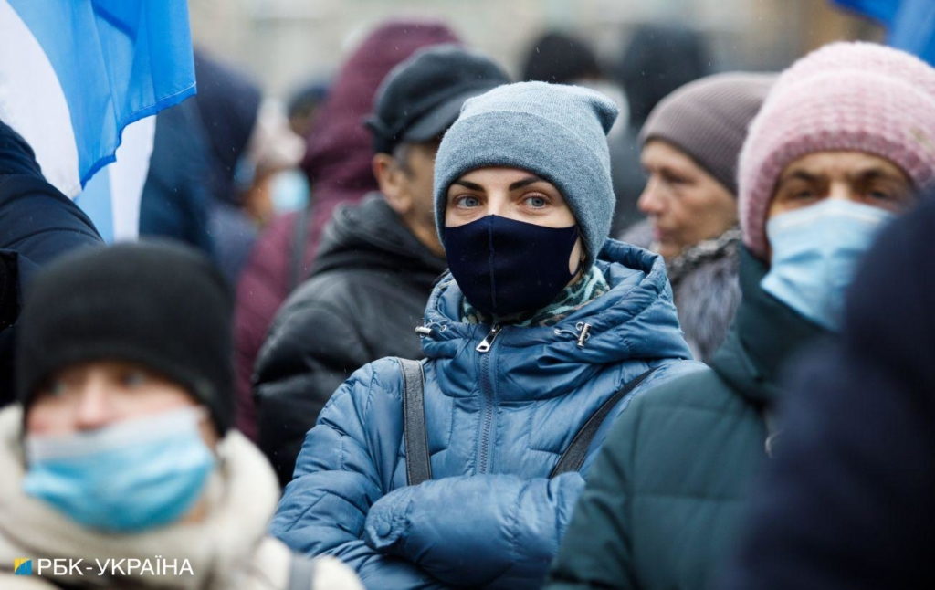 Експерт пояснив спад нових випадків коронавірусу в Україні