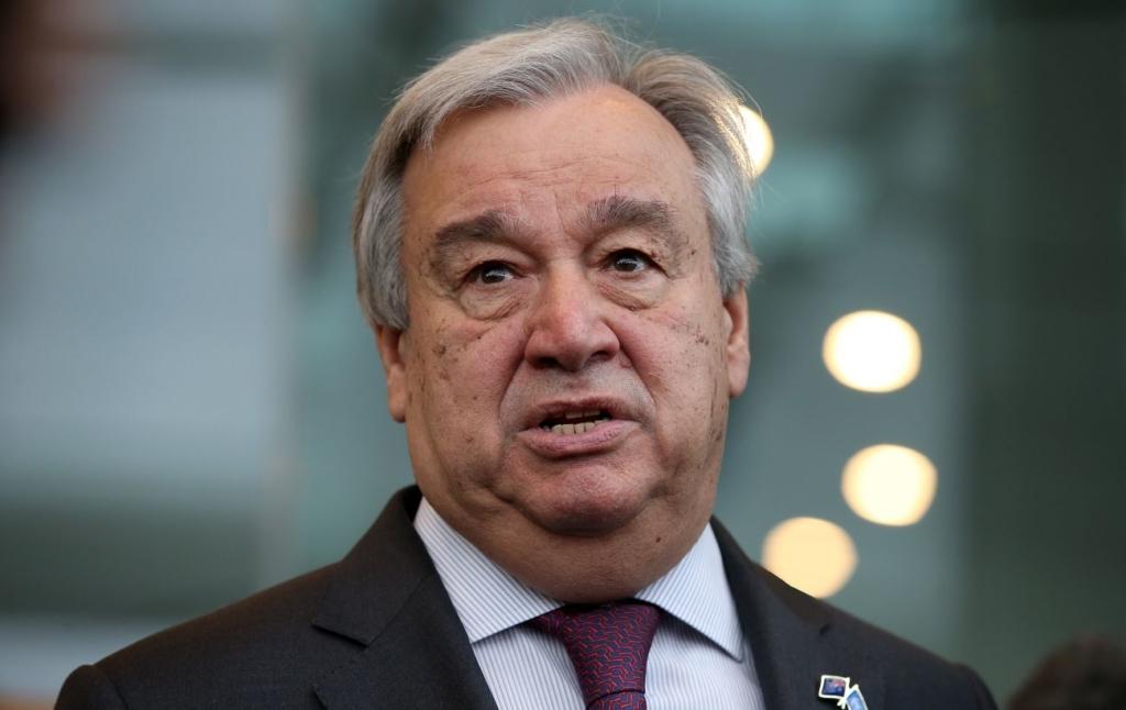 Гутерріш залишився генсеком ООН на другий термін