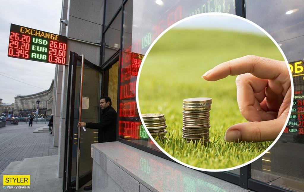 30 гривен не предел: эксперт спрогнозировал курс доллара в Украине осенью