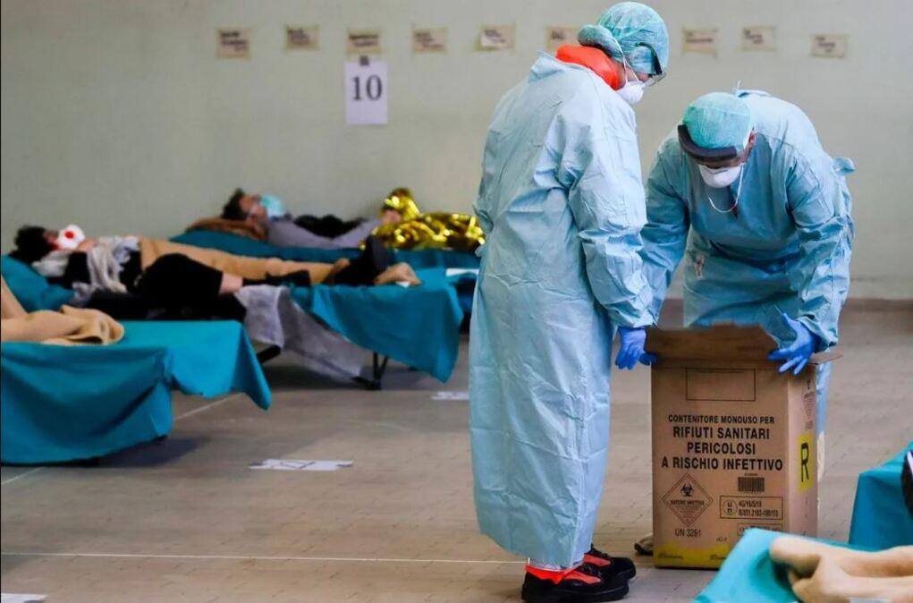 ВООЗ «пообіцяла» Україні 9 тисяч хворих COVID-19 щодня до кінця 2020