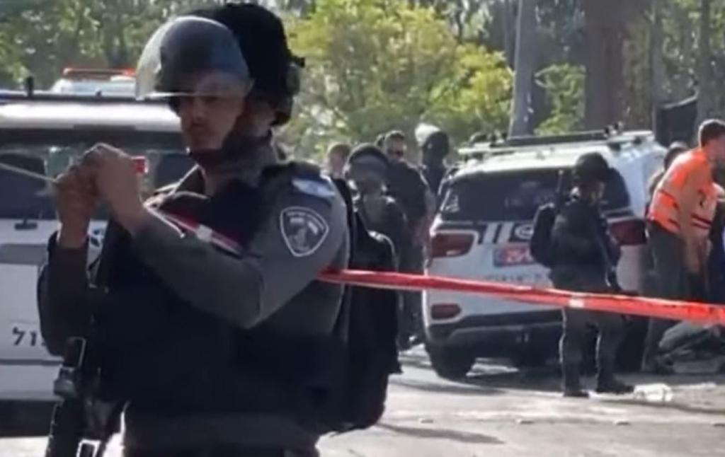 У Єрусалимі автомобіль в'їхав у натовп, є постраждалі