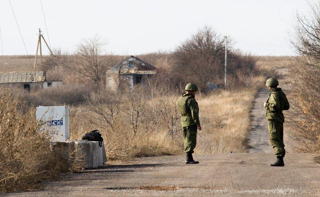 На Донбасі зберігається режим «тиші»