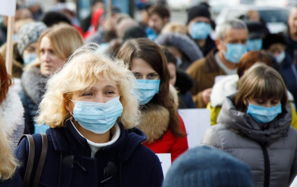 В Минздраве готовятся к новой волне эпидемии коронавируса