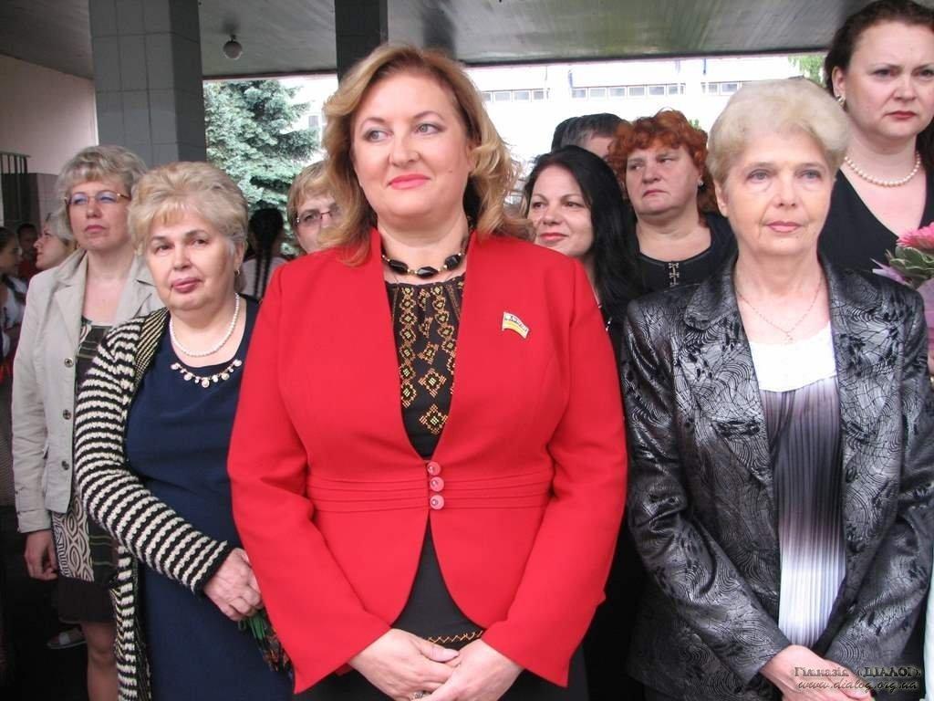 Дегтярьова Лариса Вікторівна