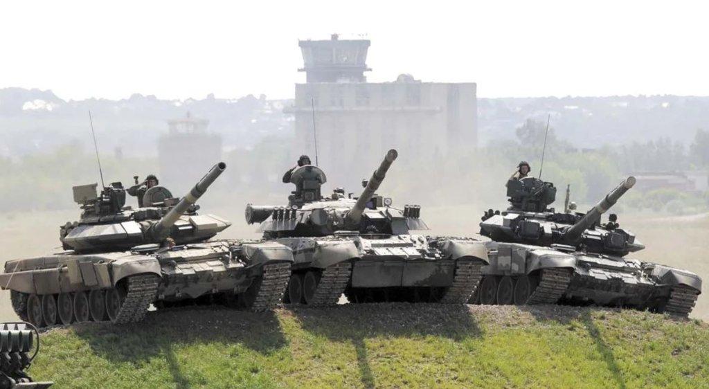 РФ має намір постачати зброю на окупований Донбас: з'явилася реакція України