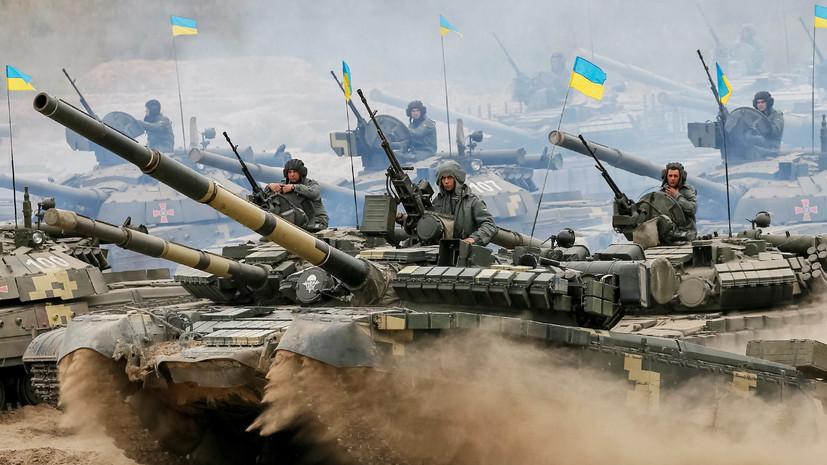 Бойовики розстріляли позиції ВСУ на Донбасі