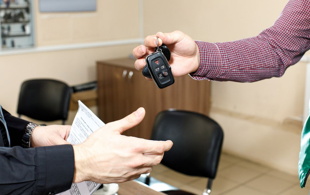 """У """"Дія"""" можна буде оформити договір купівлі-продажу автомобіля"""