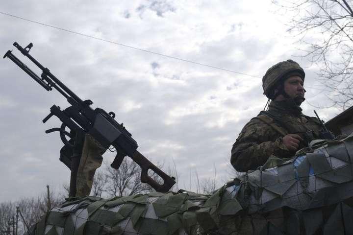 Российские оккупанты семь раз нарушили режим прекращения огня