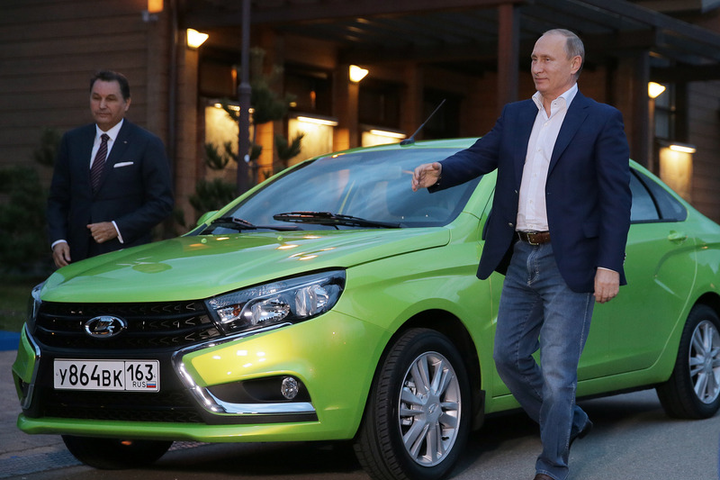 Російський «АвтоВАЗ» надурив український уряд. Оприлюднені свіжу статистику продажів авто