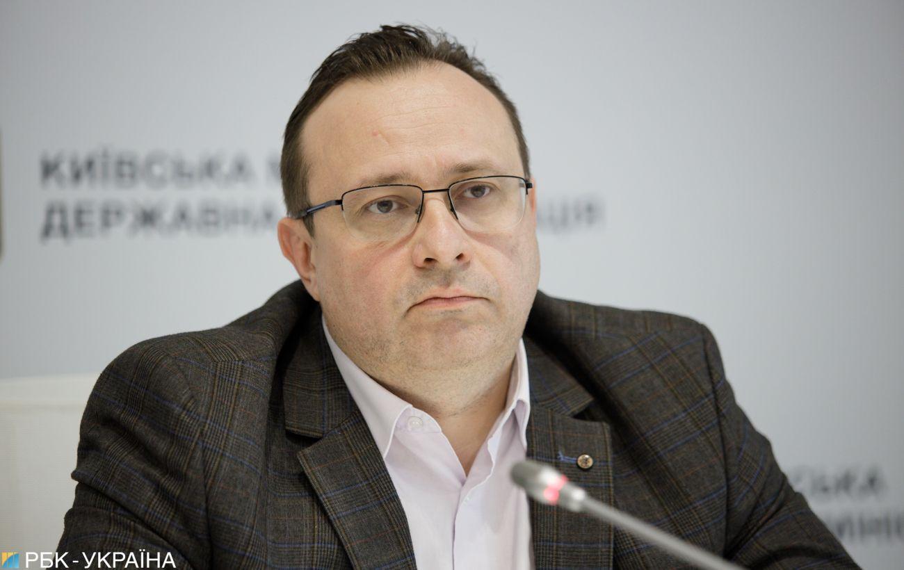 """Київ готується до гіршого сценарію через COVID. Рубан розповів, як можна уникнути """"червоної зони"""""""