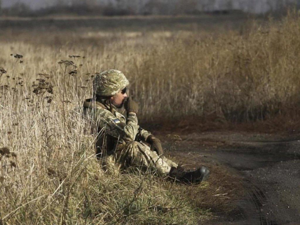 Бойовики на Донеччині розстріляли позиції ЗСУ — відео