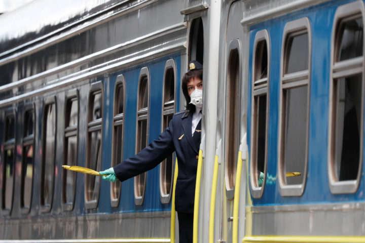 Усиление карантина на Закарпатье. «Укрзализныця» сообщила об изменениях в работе