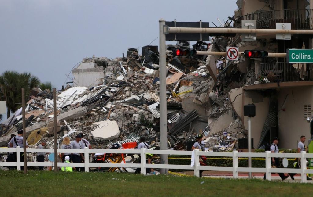 У Маямі досі розбирають завали будинку: кількість жертв продовжує зростати
