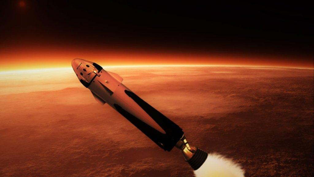 SpaceX успішно випробувала прототип корабля, який полетить на Марс
