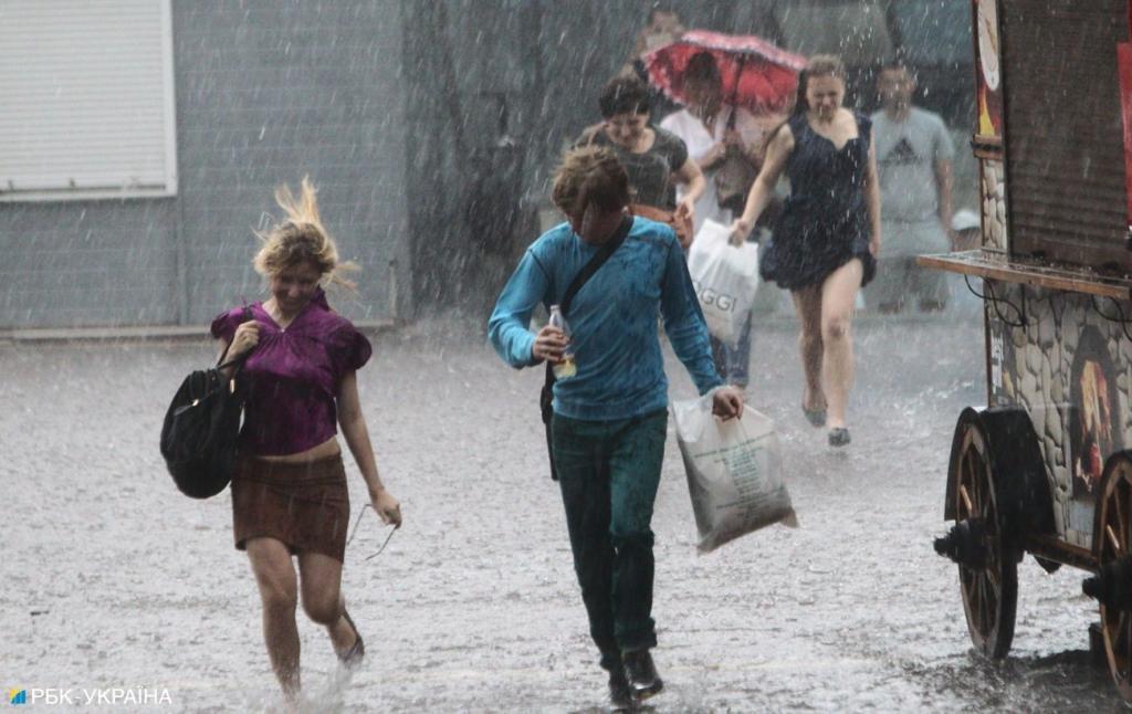 Синоптики рассказали, где пройдут дожди