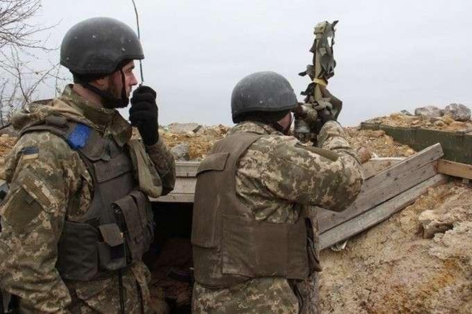 Боевики в сутки шесть раз открывали огонь на Донбассе