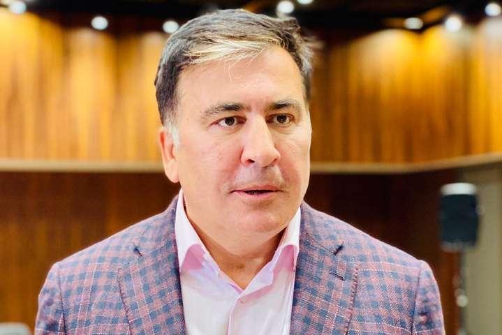 Саакашвили назвал главных бандитов в Украине (видео)
