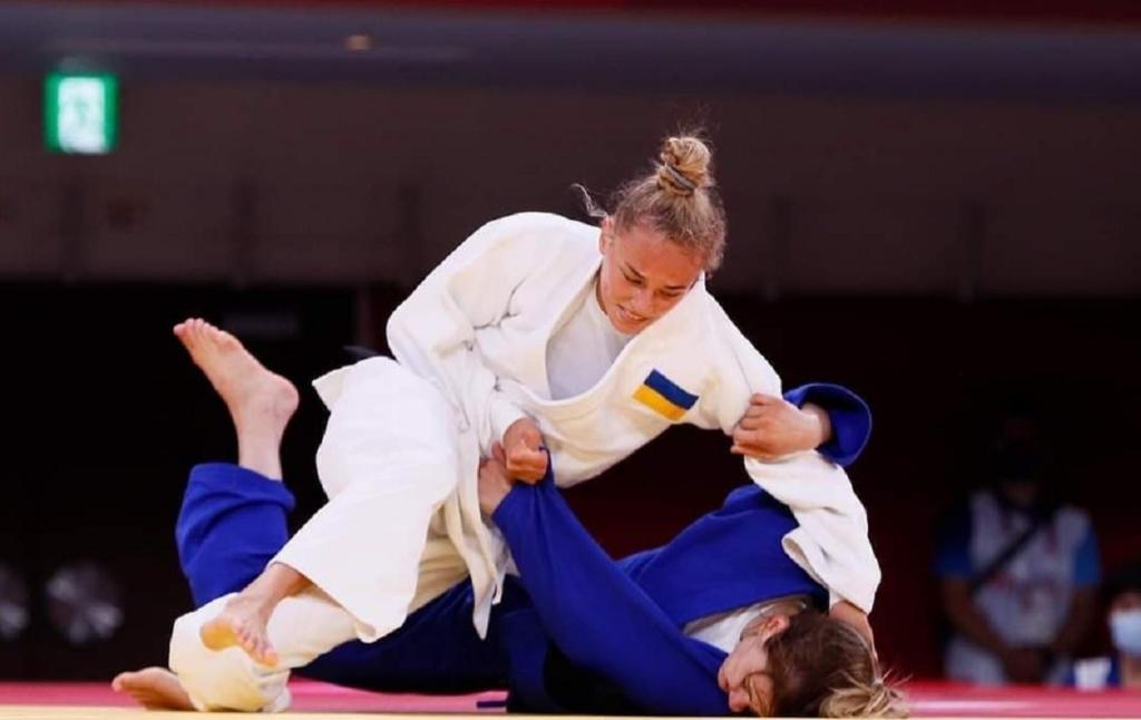 Білодід принесла Україні першу медаль на Олімпіаді в Токіо