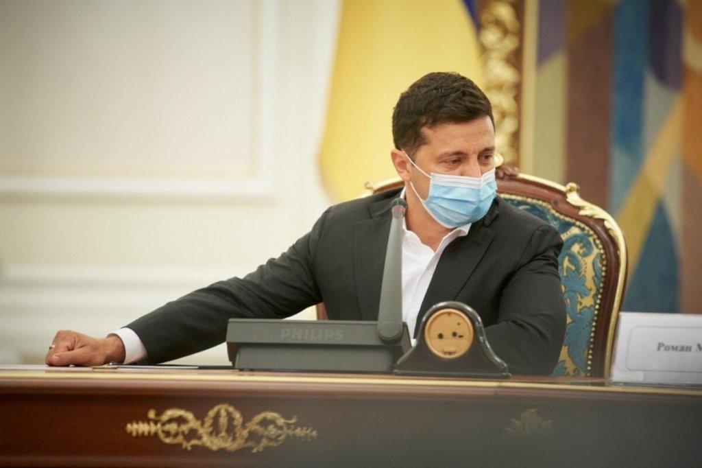 Зеленський заявив, що в Україні почалася друга хвиля COVID-19
